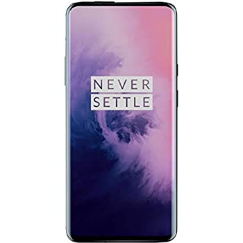 Amazon com: OnePlus 7 Pro 256GB ROM 8GB RAM Factory Unlocked