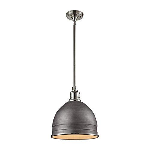 Spun Aluminum Pendant By Elk Lighting - 4