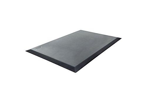 Uprite Ergo Standing Desk Anti-Fatigue Mat 24 in. x 36 in. x 3/4 in. Black by Uprite Ergo