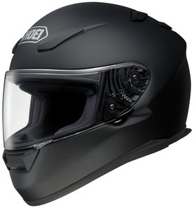 Shoei Rf-1100 Matte Black SIZE:3XL Full Face Motorcycle Helmet