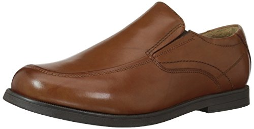 Florsheim Kids Boys' Midtown Moc Slip on Jr. Oxford, Cognac, 3 M US Little Kid ()
