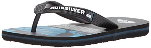 Quiksilver Kids' Molokai Lava Division Youth Sandal