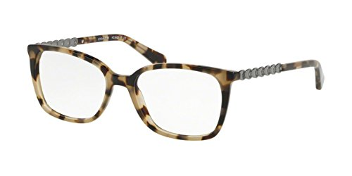 Coach Women's HC6122 Eyeglasses Grey Green Tort 52mm