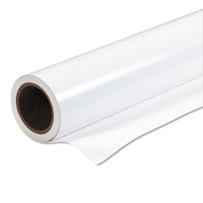 Epsonamp;reg; Premium Luster Photo Paper, 240g, 20amp;quot;w, 100`l, White, Roll