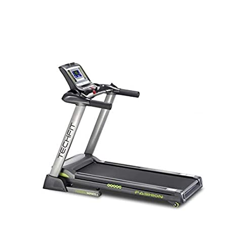 TechFit Cinta de Correr Motorizada Plegable Run N2, Superficie de ...