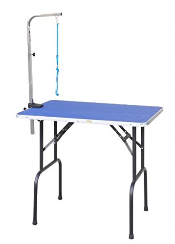 (Go Pet Club Pet Dog Grooming Table with Arm, 36-Inch)