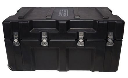 Iron Brick Trunk - STRONGEST Trunk - Black ()