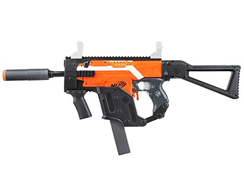 Skywin Modification Kits Compatible with Nerf Stryfe Blaster Toy - Easy to Use Compatible with Worker Nerf, Mod Kit That Adds Design to Your Toy Blasters, Kriss Vector Look