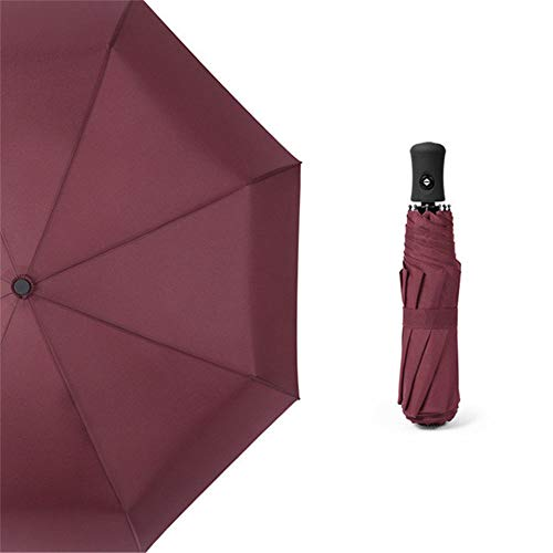 lecimo Umbrella Folding Business Umbrella for Men and Women,04# by lecimo (Image #3)