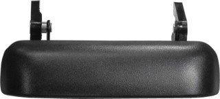 Black Tailgate Door Handle for FORD Ranger (1998-2009); Rear Outside Tailgate