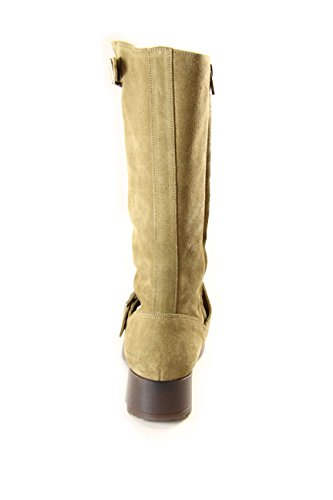 Sand Buckles Pifdp3816ws Mod Fornarina With Leather Boots azqwttY0