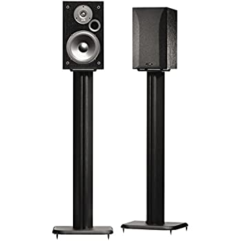 Amazoncom Pyle PHSTD1 Satellite Speaker Stands Home Audio Theater