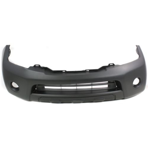 Perfect Fit Group REPN010307P – Pathfinder Front Bumper Cover, Primed, W/O 3 Holes, S/ Se/ Se Off-Road Models