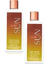 (Bath & Body Works In The Sun Super Smooth Body Lotion (2 Pack))