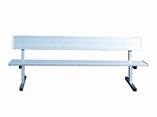 7.5' Surface Mount Bench - 2