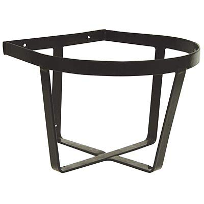 Bucket Flat Heated - Allied Precision 5BH Metal Bucket Holder for 5-Gallon Bucket Steel with Baked Enamel Finish