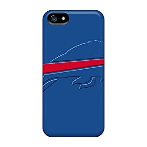 Excellent Hard Phone Case For Iphone 5/5s With Allow Personal Design High Resolution Buffalo Bills Skin JoanneOickle