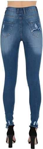 34 Multicoloured Real Jeans Blue Femme HOXTON Stone vCqFwTSCx