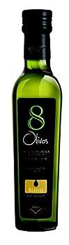 "8 Olivos Premium Extra Virgin Olive Oil ""BEST IN CLASS"" 250ml Award Winning Cold Pressed"