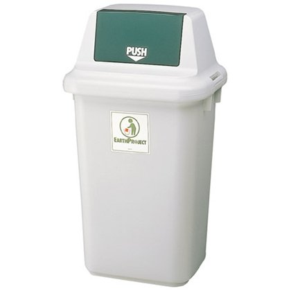 ECO環境問題対策:セキスイ:エコダスター #90角 本体フタセット(フラップ付): SK9H+SKD9FH B003F3X1SC 18576