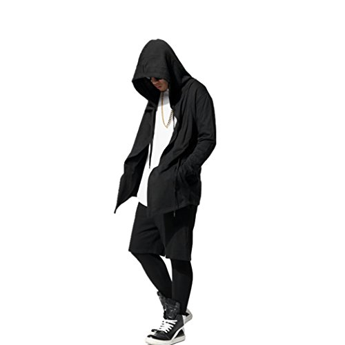 how to cut an oversized hoodie