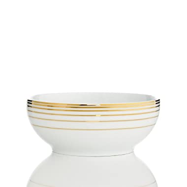 Charter Club Infinity Gold Cereal Bowl