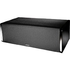 Definitive Technology C/L/R 2002 Speaker (Single, Black) from Definitive Technology