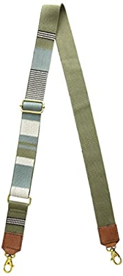 Fossil Fashion Crossbody Strap Stripe