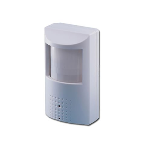 PIR DETECTOR HIDDEN SPY CAMERA - WIRED VIDEO SONY CCD HIGH RESOUTION 620 LINES