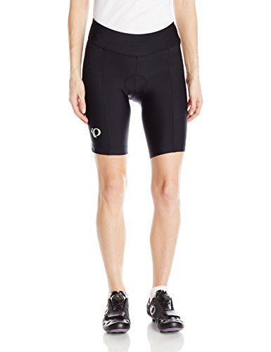 Pearl iZUMi Women's Escape Quest Cycling Shorts, Black, (Pearl Womens Shorts)