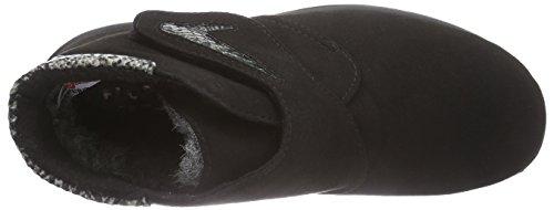 Florett Tabea - botas de caño bajo de material sintético mujer negro - negro