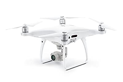 DJI Phantom 4 Pro + ,RC with Bult in Screen Camera Drone QuadCopter,64G SD Card+ 1 Extra Battery