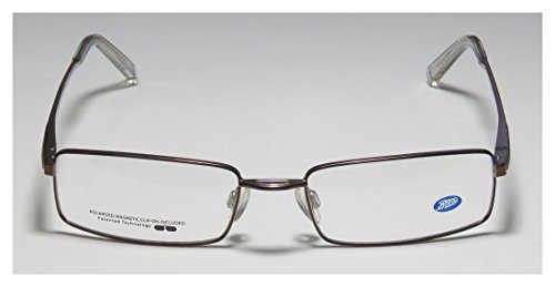 Boots 09m1 Mens/Womens Designer Full-rim Spring Hinges Eyeglasses/Eye Glasses Brown ydKP8sEVS