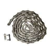 Roller Chain, Double Pitch (10ft) - Universal Products - A2060 Chain 10 ft length 80 links