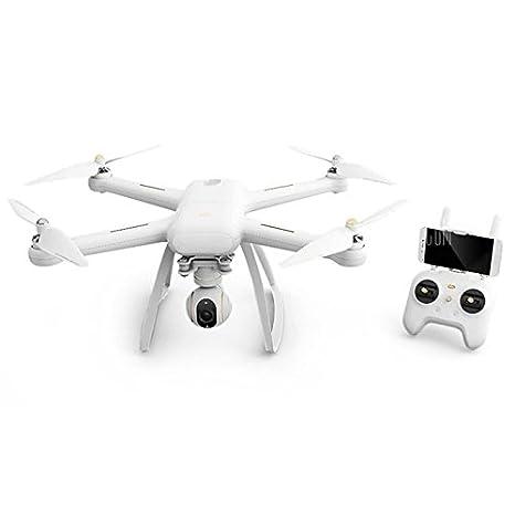 Calli Xiaomi Mi Drone WiFi FPV con 4 K 30 fps & 1080P Cámara de 3 ...