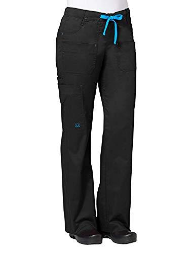 - Maevn Women's Utility Cargo Pants(Black, Small)