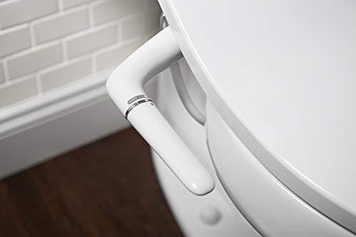 Astonishing Details About Kohler K 5724 0 Puretide Elongated Manual Bidet Toilet Seat White With Quiet Cl Beatyapartments Chair Design Images Beatyapartmentscom