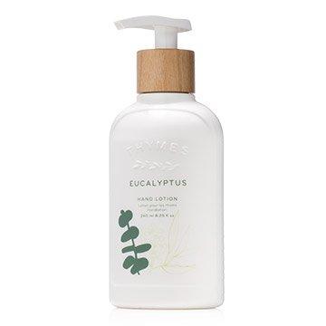 thymes eucalyptus hand lotion