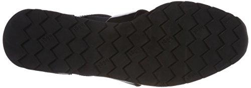 Högl 3326 Femme Schwarz 10 Noir 5 Basses Sneakers TrTHwq