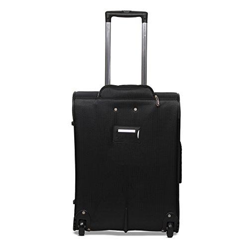 Aerolite 55x40x20cm 42l 2 Wheel Lightweight Ryanair