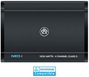 db Drive NEO4 Class D 4 Channel Amplifier 1250W