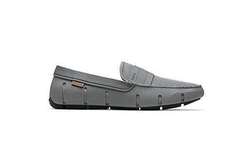 SWIMS Stride Single Band in Gray/Black, Size - Strides Single