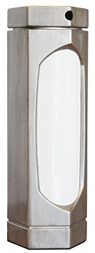 kosher Lamp max – Silver Brushed Steel