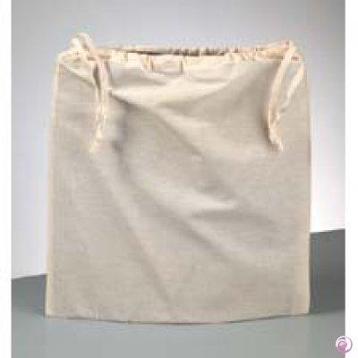 Efco–bolsa de bienes, algodón, natural, 37,5x 35,5cm