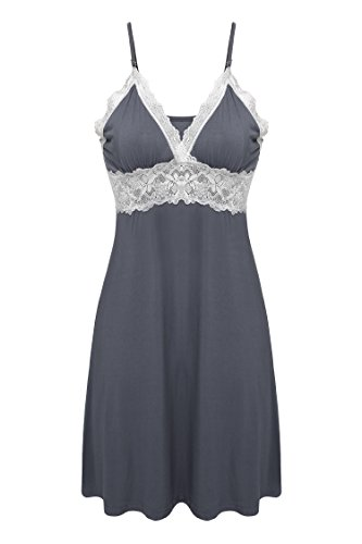 Ekouaer Sleepwear Womens Chemise Nightgown product image