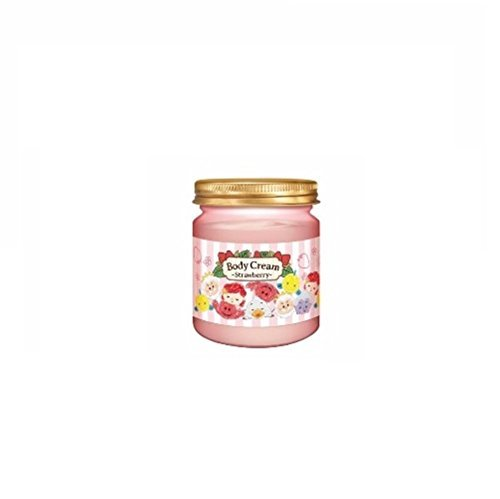 - Ichiban Kuji Most lottery Disney Zum Zum Happy Sweets Time F Award Suites mood scent of body Creme Strawberry