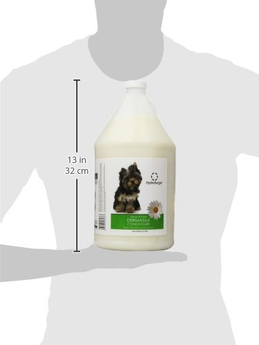 Image of HydroSurge Dermasilk Dogs and Cats Conditioner, 1-Gallon