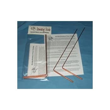 Dowsing Rod Sets - Copper
