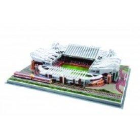 (Official ~~ Manchester United FC ~~ Old Trafford ~~ 3D Replica Stadium ~~ EasyFit Technology)
