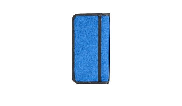 9653c6a6f983 Amazon.com: HN-PB6 Oxford Passport Holder 6 Travel Wallet Credit ...